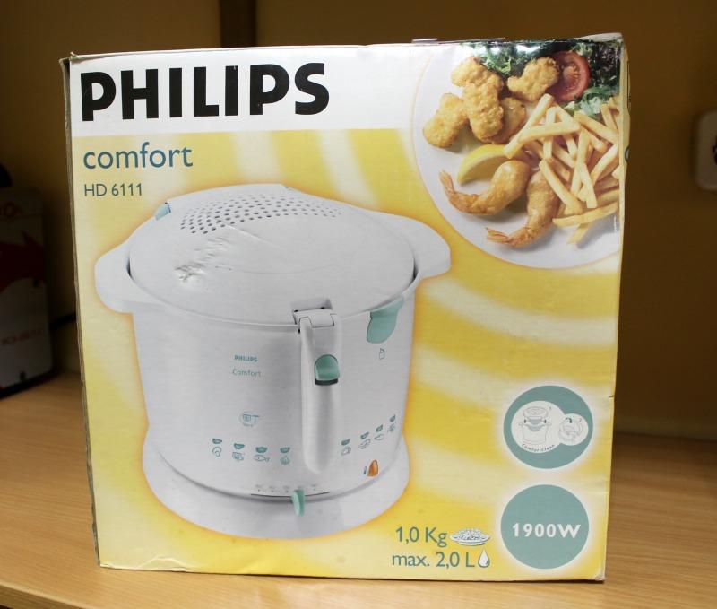 Фритюрница Philips HD 6111