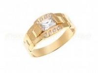 Кольцо 4098 Золото 585 (14K) вес 4.46 г