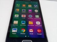 *Мобильный телефон Samsung galaxy A3