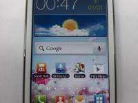 Смартфон Samsung Galaxy Ace II GT-I8160