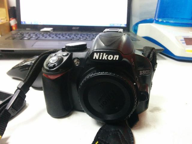 Nikon 3100 body