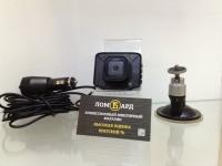 Видеорегистратор Atmix RecAll DCR300 Крепление на стекло, автамабильное з/у ФМ-07