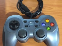 Джойстик Logitech Rumble Gamepad F510