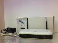 Wifi роутер Eltex Nte-rg-1402G-W в коробке, сетевой кабель, кабель lan