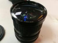 Объектив sigma 28-85mm (Nikon)