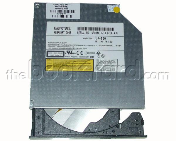 DVD - привод для ноутбука ASUS X80l - Matshita DVD-RAM UJ-860S
