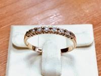 Кольцо Золото 585 (14K) вес 2.07 г