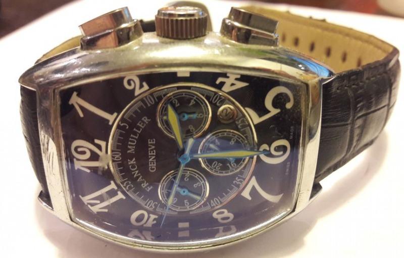 Часы мех.Franck Muller