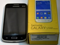 Мобильный телефон Samsung Galaxy Star Advance Duos SM-G350E