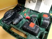 Bosch PSR 1440 LI-2 1.5Ah x2 Case