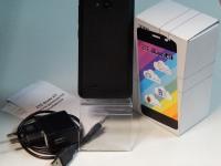 Телефон ZTE Blade A5, коробка, з/у