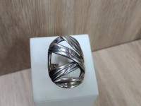 Кольцо  Серебро 925 вес 7.81 г