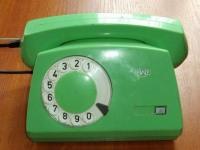 Телефон дисковый RWT