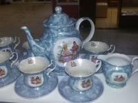 Чайный сервиз  Porcelana 6 персон