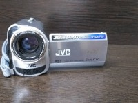 Видеокамера JVC Everio GZ-MG330