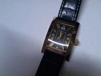 Часы Ника квадратные  Золото 585 (14K) вес 37.94 г