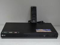 Dvd проигр. LG dvx556k(пульт)
