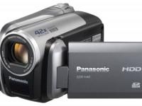 В/камера Panasonic SDR-H40