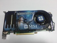 Видеокарта MSI GeForce® 8800 GTS 320 Мб GDDR3