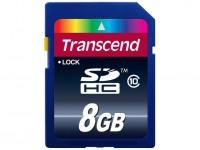CD-карта Transcend 8GB