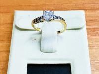 Кольцо   Золото 585 (14K) вес 1.39 г