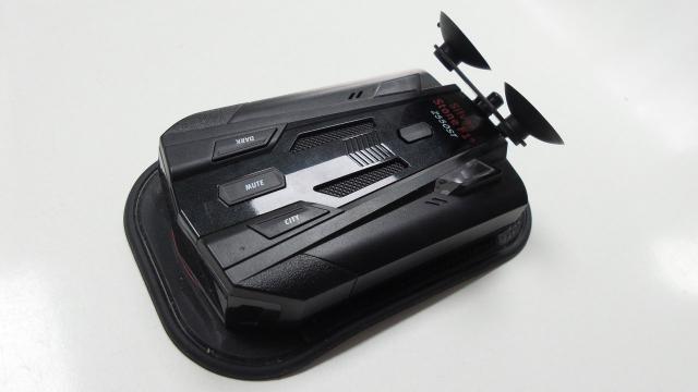 Радар автомобильный SilverStone F1 z550st