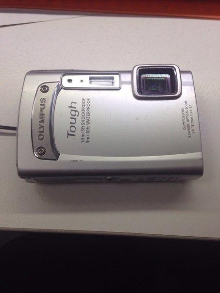 Цифровой фотоаппарат Olympus Tough TG-310