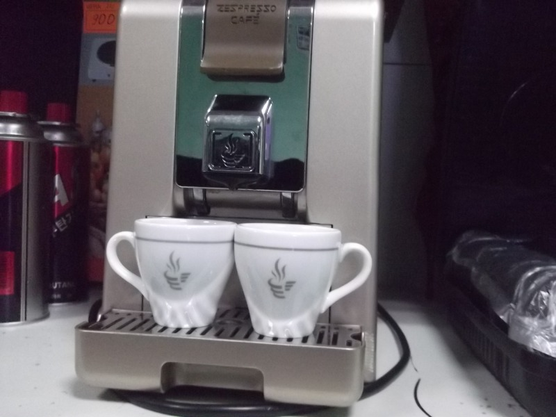 Кофемашина ZESPRESSO CAFE