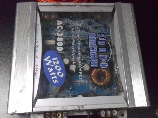 SOUND AC-3800