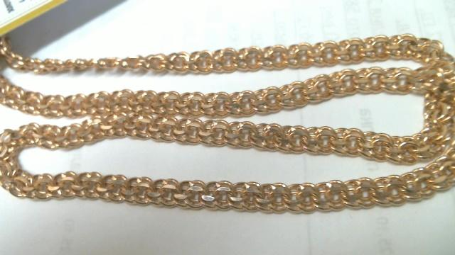 Цепь 50см 207080 Золото 585 (14K) вес 10.20 гр.