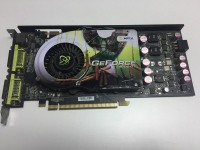 Видеокарта XFX GeForce 9600GT