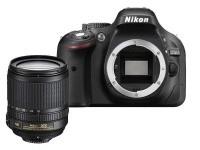 Фотоаппарат Nikon D5200 Kit + 18-105 VR Black