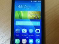 Мобильный телефон Huawei Ascend Y336