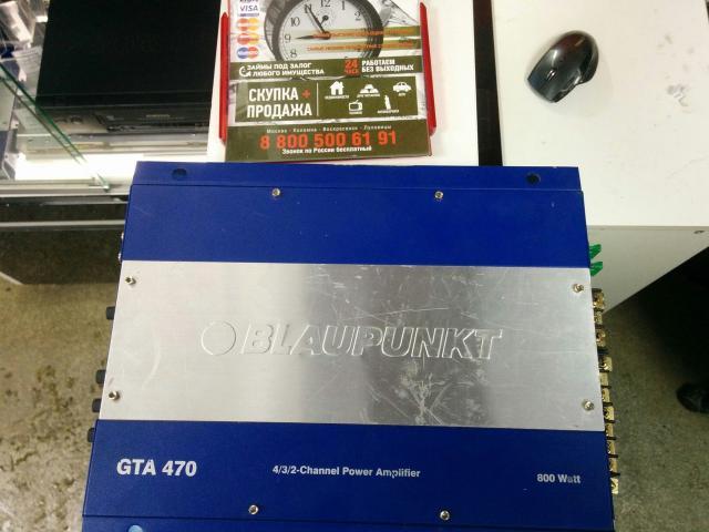 Blaupunkt GTA 450