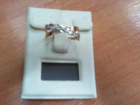 Кольцо Золото 585 (14K) вес 1.18 г