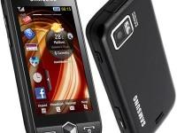 Samsung GT-S8000 rose black