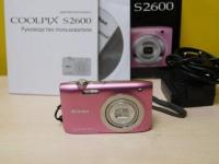 Фотоаппарат Nikon Coolpix S2600  в коробке з/у р-во