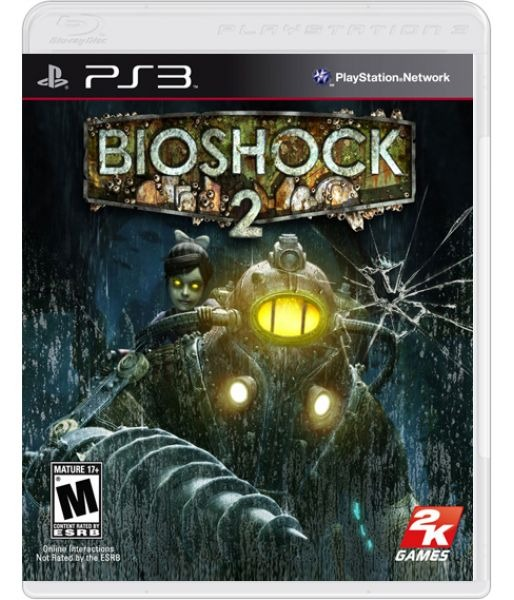 Диск PS3 Bioshock 2