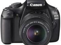 Фотоаппарат Canon 1100D, объектив 11-55