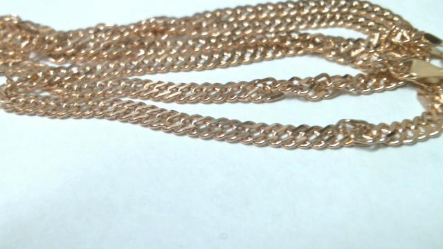 Цепь 55см 050247 Золото 585 (14K) вес 5.72 гр.