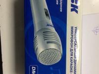 *Микрофон универсальный BBK dm -110
