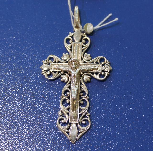 Крест Серебро 925 вес 5.23 гр.