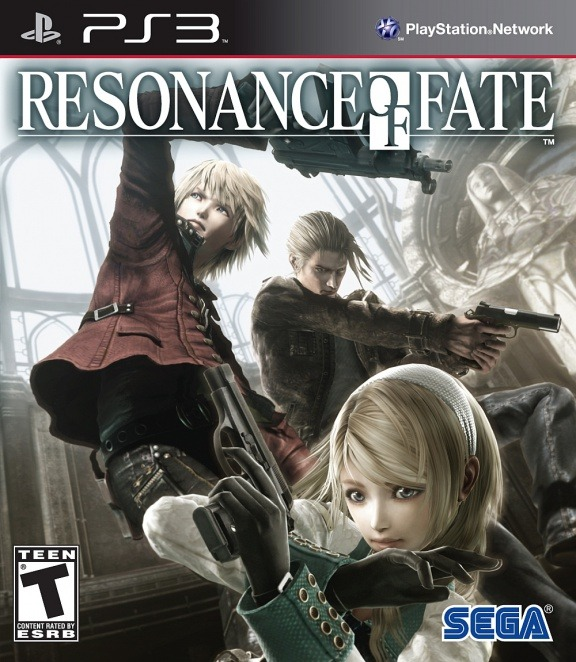 Диск PS3 Resonance of Fate