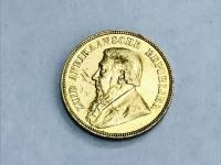 Монета Золото 958 (23K) вес 7.97 г