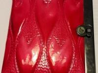 Кошелек красный женский