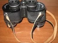 Бинокль полевой Беркут-7 бпц 7х35 СССР сомз