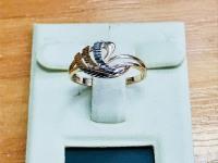 Кольцо Золото 585 (14K) вес 1.32 г