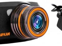 Каркам D2 + доп. камера