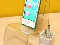 Цифровой плеер Apple iPod nano 7 16GB Green MD478RU/A только плеер+з/у Т-21