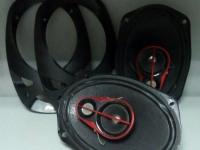 Автоаккустика Pioneer TS-R6950S ( 2 шт, 2 решетки)